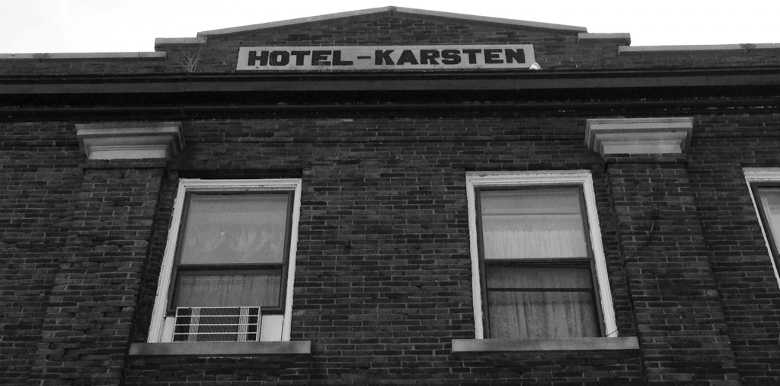 The Karsten Hotel, Kewaunee