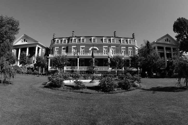 The Martha Washington Inn, Abingdon