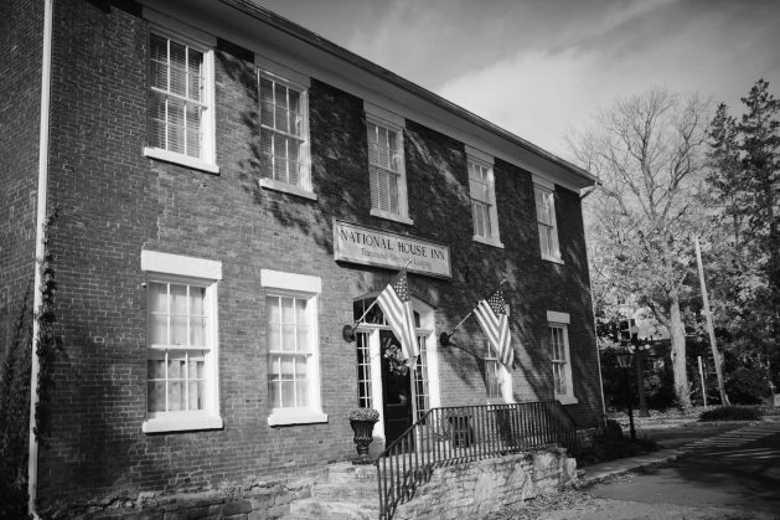 The National House Inn, Marshall