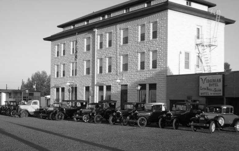 Virginian Hotel, Medicine Bow
