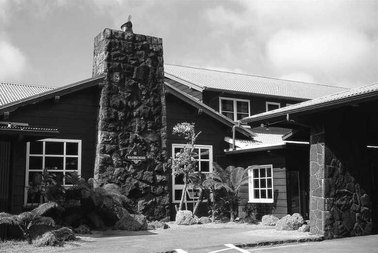 Volcano House Hotel, Big Island