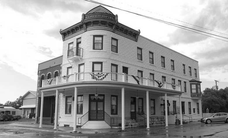 Weaver Hotel, Waterville