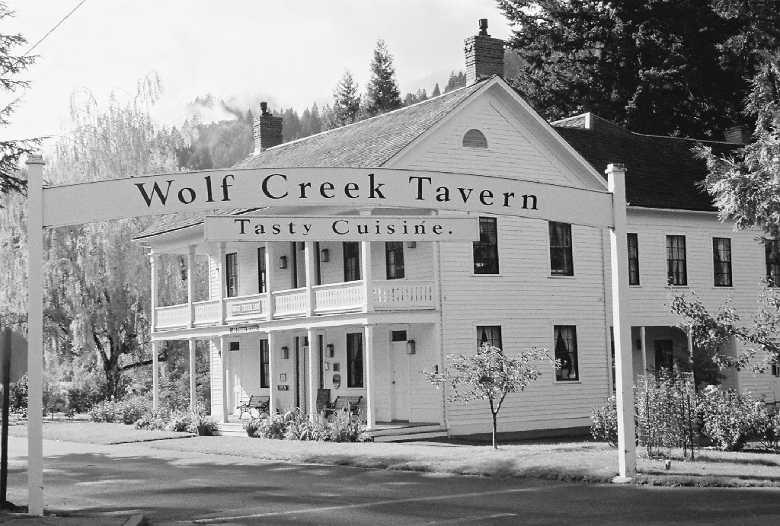 Wolf Creek Inn, Wolf Creek