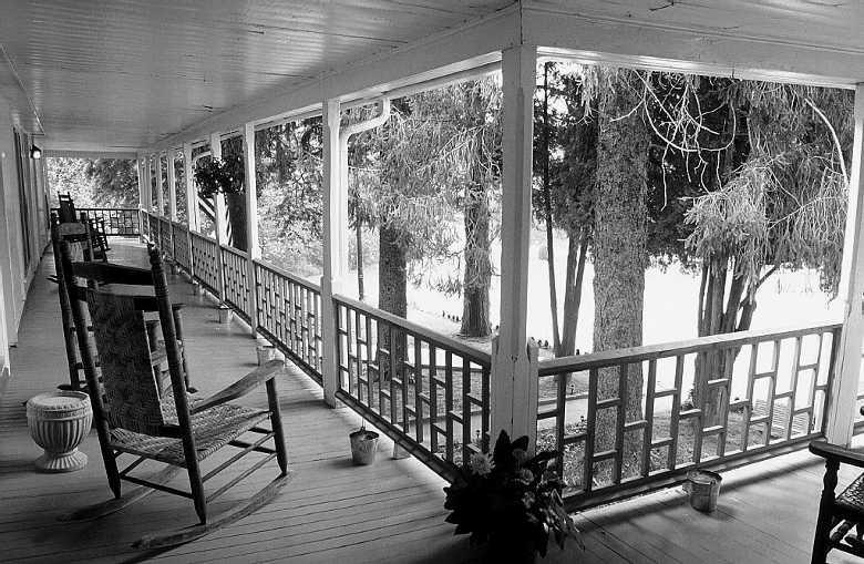 York House Inn, Rabun Gap