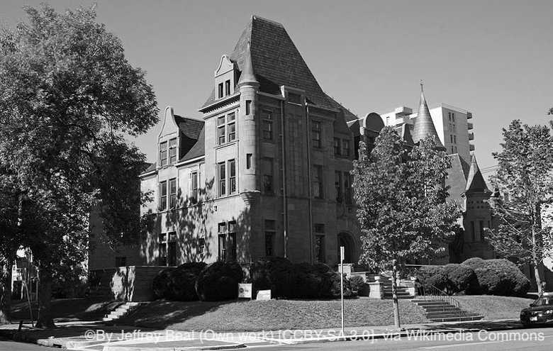 Croke Patterson Mansion