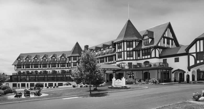 Algonquin Resort - Saint-Andrews-by-the-Sea, New Brunswick