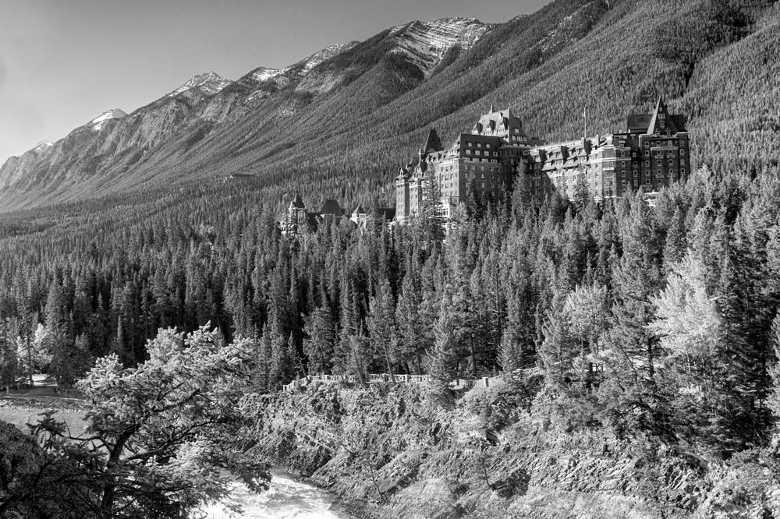 Banff Springs Hotel Albertabook Now