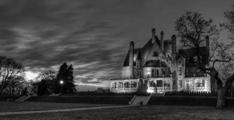 Craigdarroch Castle, Victoria, BC
