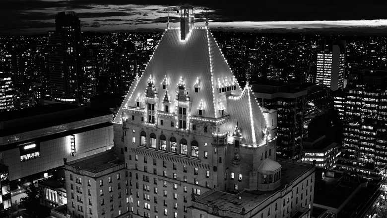 Fairmont Hotel Vancouver - Vancouver, BC