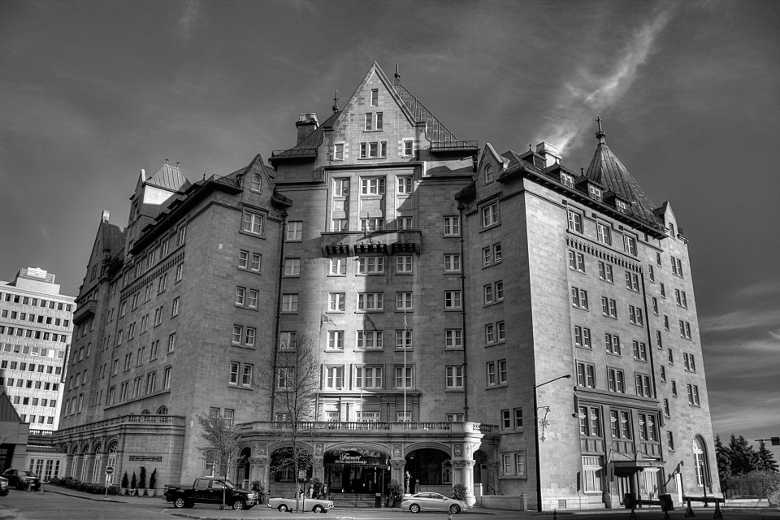 Fort Garry Hotel - Winnipeg, Manitoba