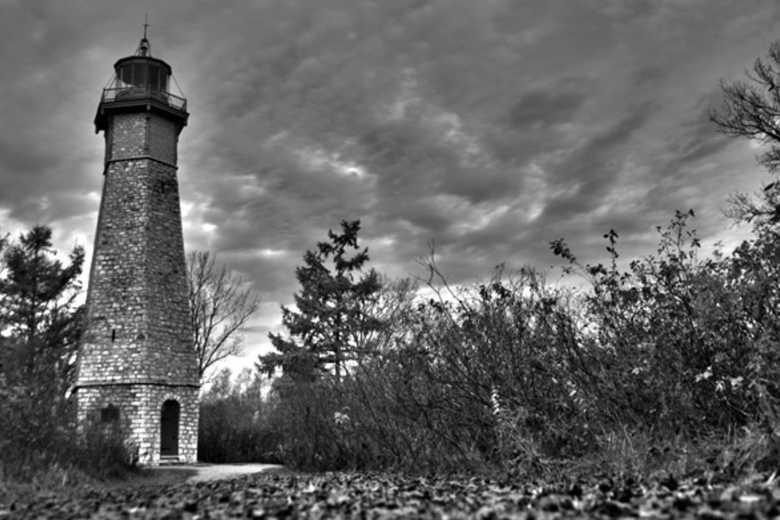 Gibraltar Point Lighthouse, Toronto, Ontario