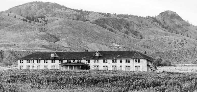 Tranquille Sanatorium, Kamloops, BC