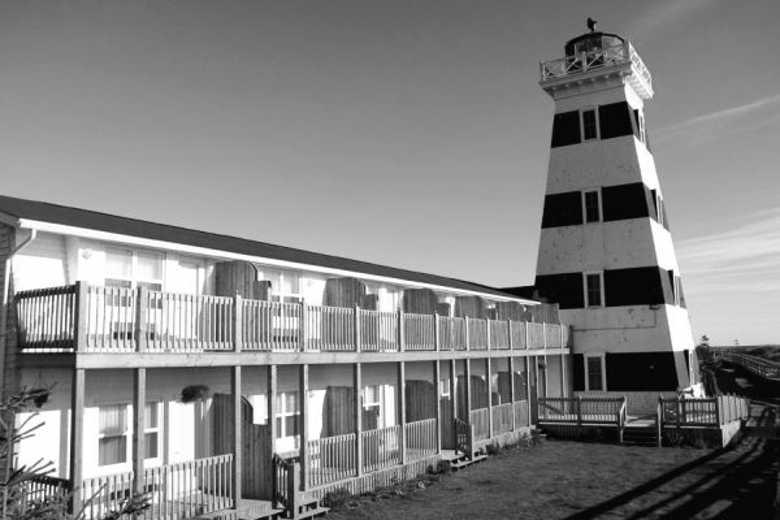 West Point Lighthouse, O'Leary, Prince Edward Island
