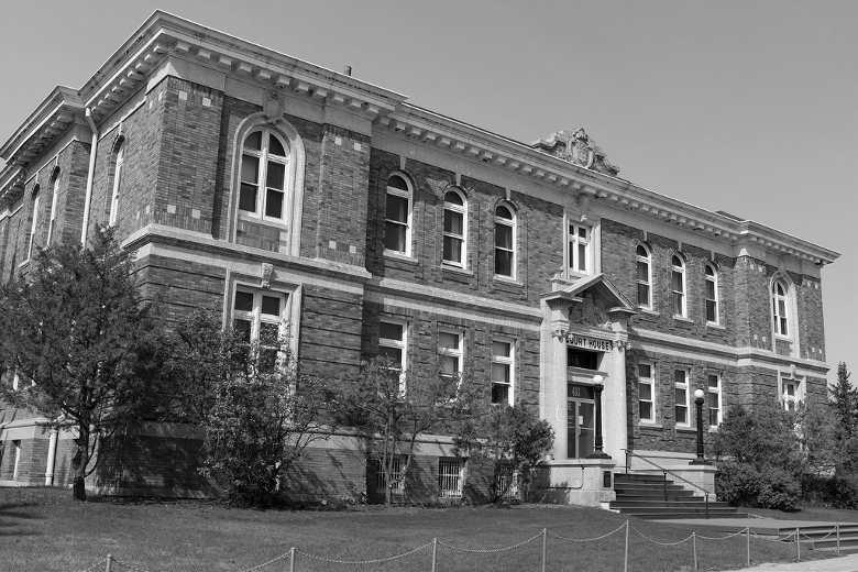 Kerrobert Court House, Kerrobert