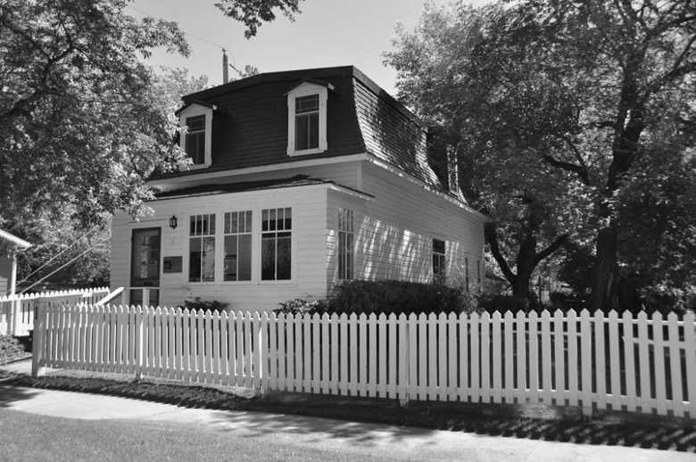 The Marr Residence, Saskatoon