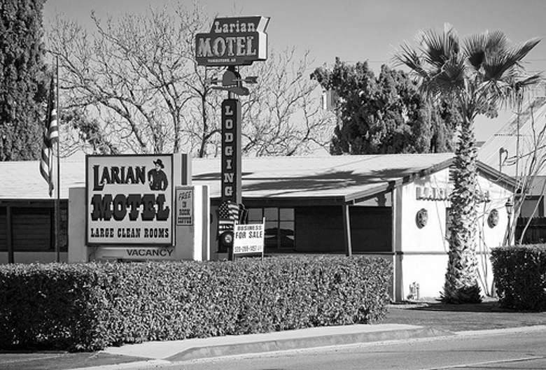 Originally Constructed In 1957 And Located The Heart Of Tombstone S Historic District Larian Motel Is Just A Short Walk Away From Por