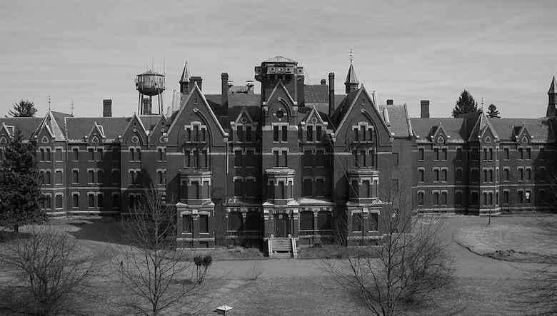 Danvers State Lunatic Asylum, Massachusetts