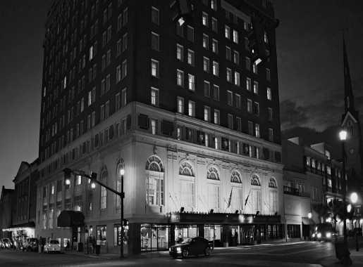 Francis Marion Hotel Charleston South Carolina