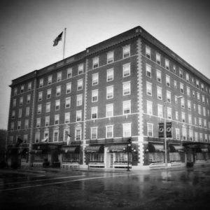 Hawthornehotel