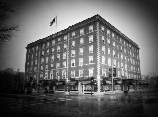 Hawthorne Hotel M Machusetts