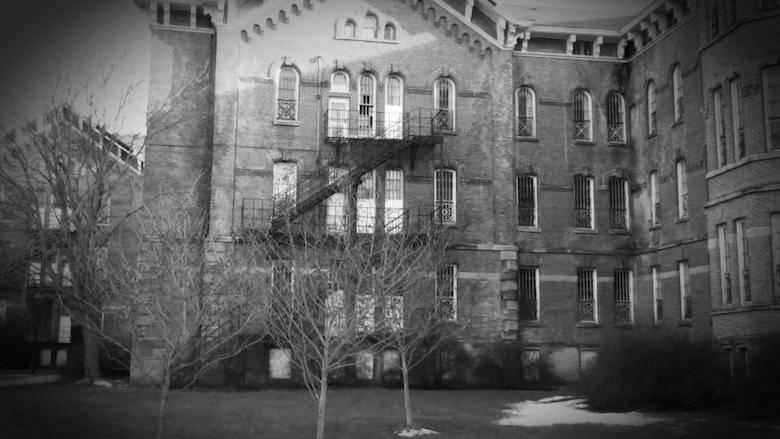 Athens Lunatic Asylum, Ohio