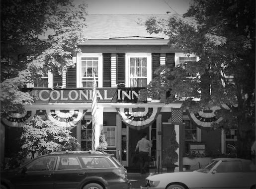 The Colonial Inn In Concord Ma Concord