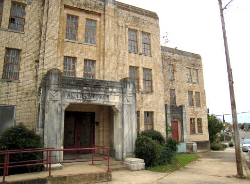 Anderson County Jail