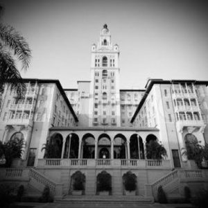 Biltmore Hotel In Coral Gables Miami Florida
