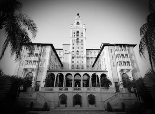 Biltmore Hotel In Coral Gables Miami Florida