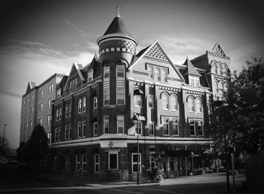Blennerhasset Hotel