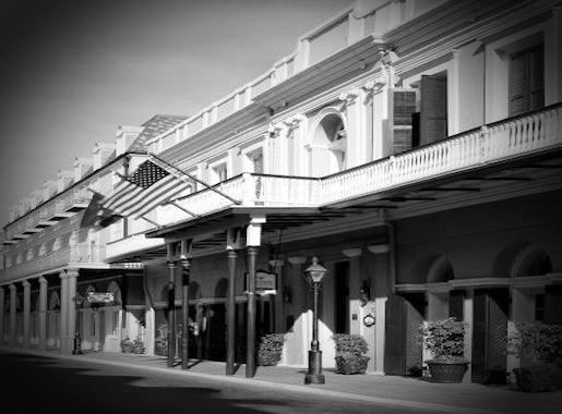 Bourbon Orelans Exterior