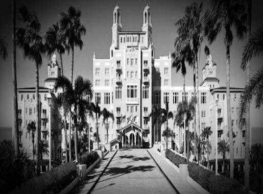 Don Cesar Hotel Entrance