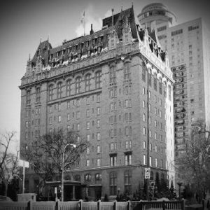Fort Garry Hotel Exterior
