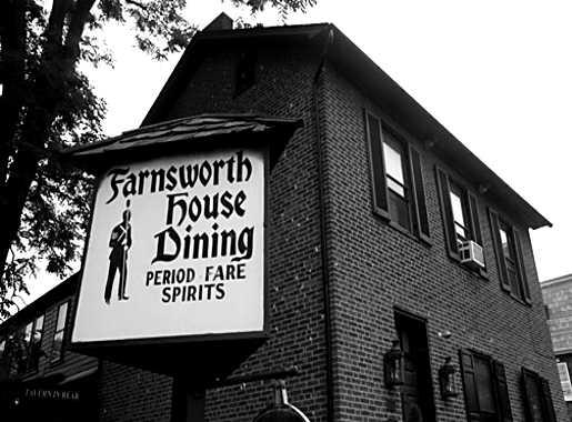 Gettysburg Farnsworth House Inn