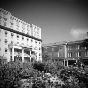 Gettysburg Hotel Day Scene