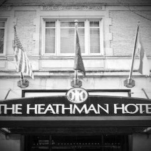 Heathman Hotel Portland Oregon