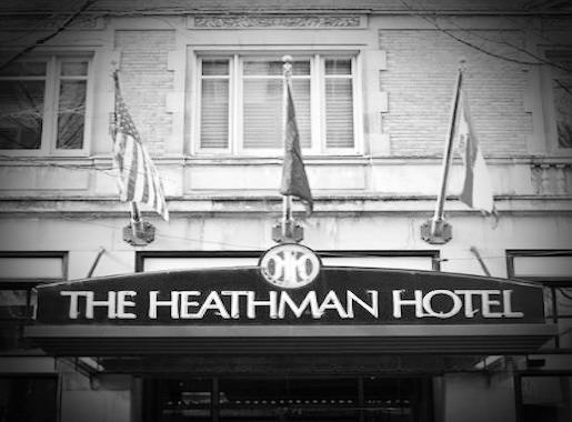 The Heathman Hotel, Portland, Oregon | Haunted Rooms America