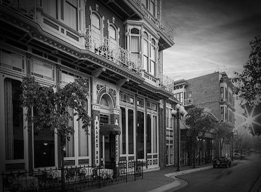 Horton Grand Hotel Dawn
