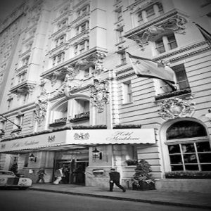 Hotel Monteleone From Royal Street
