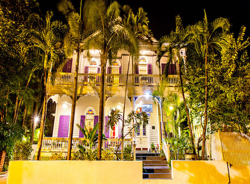 Marreros Guest Mansion Key West