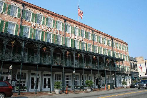 Marshall House Hotel Savannah