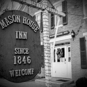 An image of The Mason House Inn, Keosauqua, Iowa