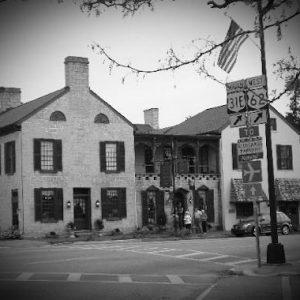 Old Talbott Tavern Exterior