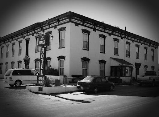 St James Hotel Cimarron New Mexico