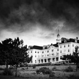 Stanley Hotel Haunted Secondary