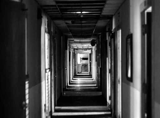 Yorktoown Hospital Chilling Corridor
