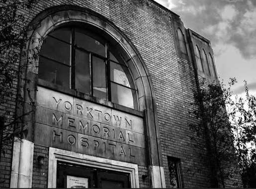 Yorktown Hospital Exterior
