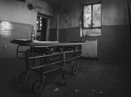 Yorktown Memorial Hospital Trolley