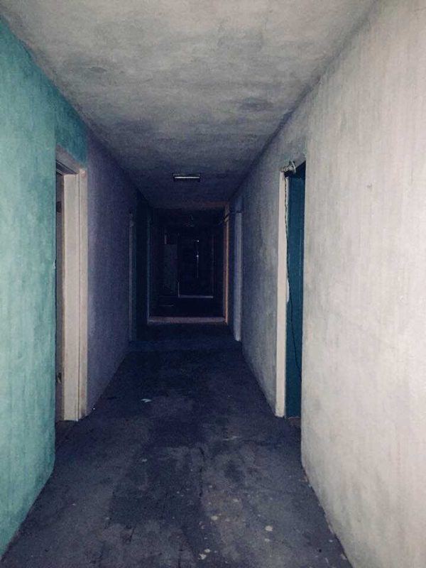 Old Park Hotel Corridor