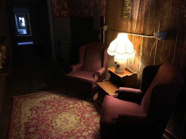 Olde Park Hotel Room